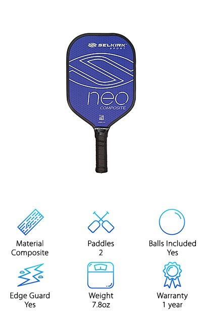 NEO Composite Paddle