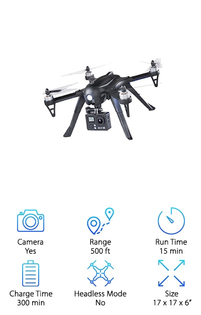 Contixo Photography Drone