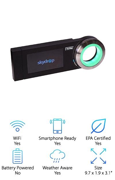 SkyDrop Sprinkler Controller