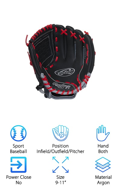Rawlings Players Youth Glove