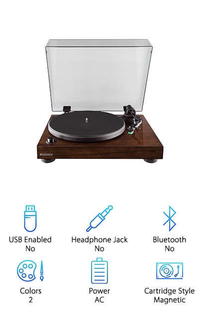 Fluance High Fidelity Turntable