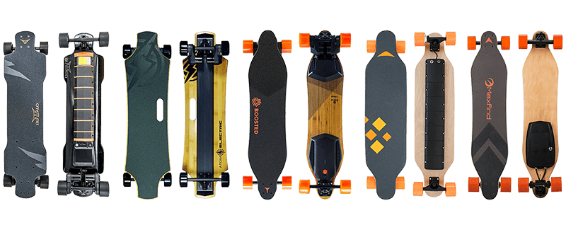 Best Electric Longboards & Skateboards