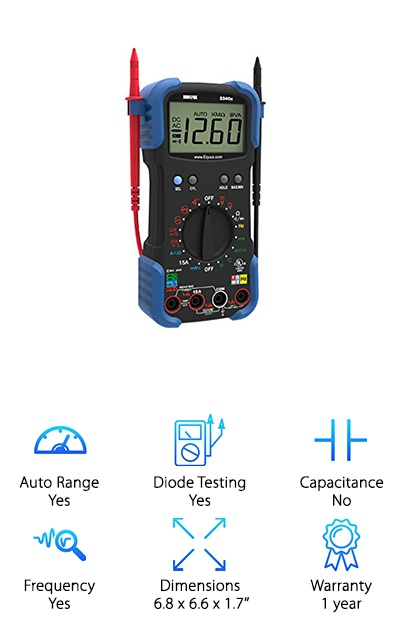 Innova Automotive Multimeter
