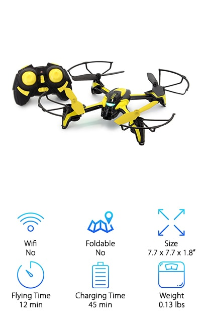 Tenergy Phoenix Mini Drone
