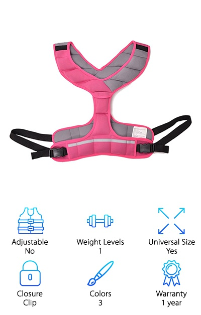 Zeyu Sports Weighted Vest