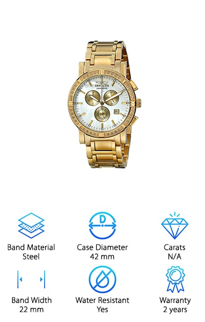 Invicta Diamond Watch