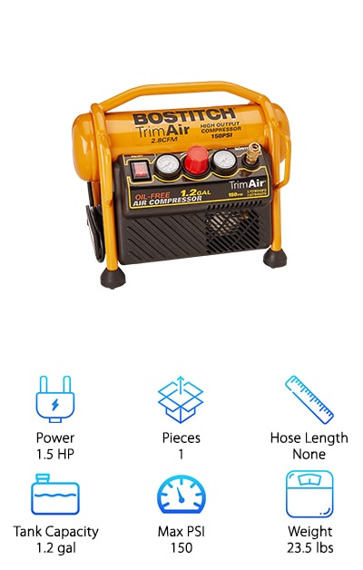 BOSTITCH 1512 Compressor
