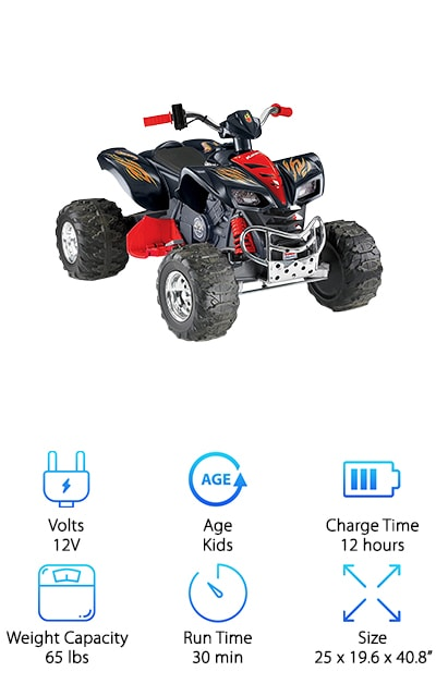 Power Wheels Hot Wheels Kawasaki