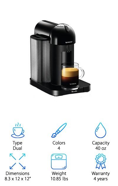 Nespresso Vertuo Bundle