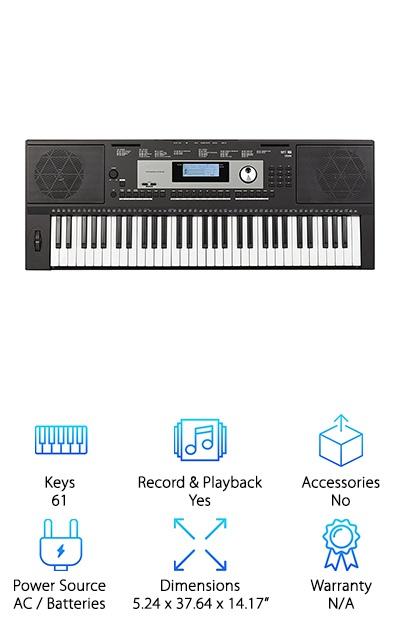 Medeli Portable Keyboard
