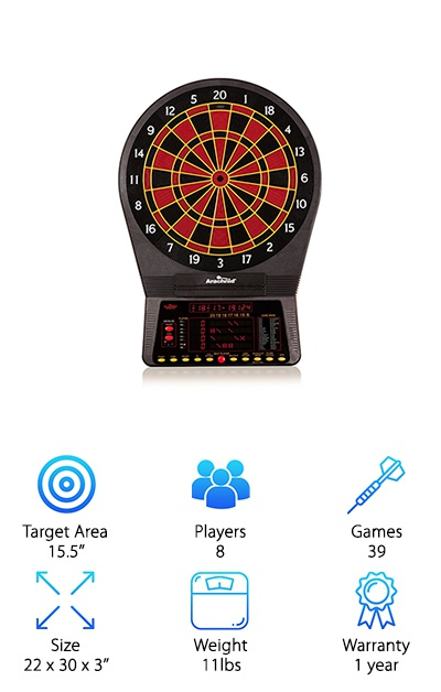 Best Electric Dart Boards