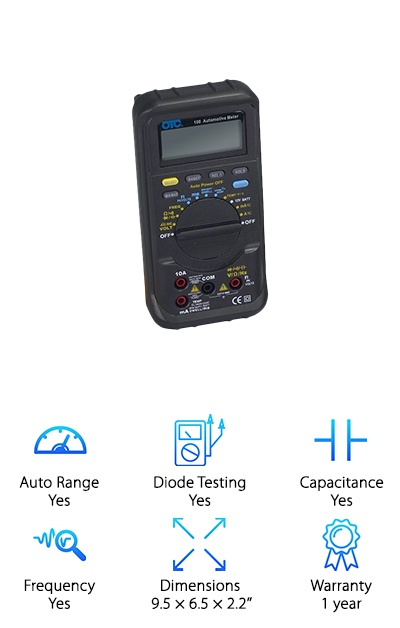 OTC Automotive Multimeter
