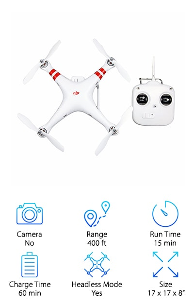 DJI Phantom Aerial Drone for GoPro