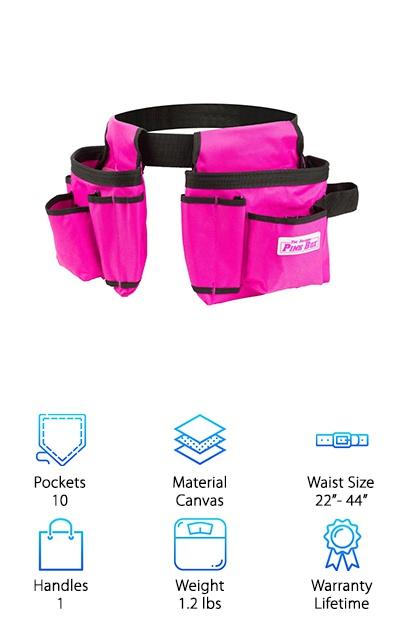 Original Pink Box Tool Belt