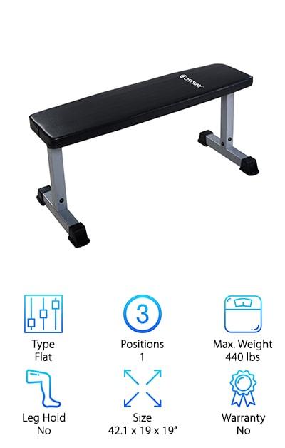 Goplus Weight Bench