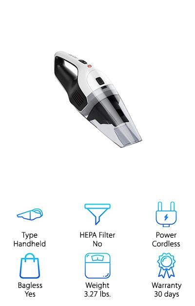 HoLife Vacuum Cleaner
