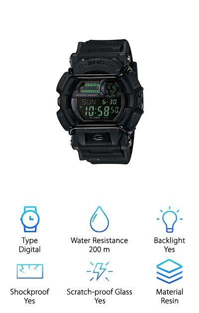 G-Shock GD-400