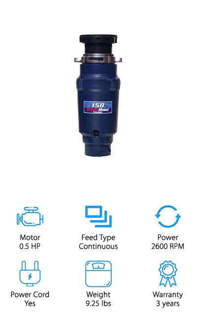Waste Maid Food Disposer