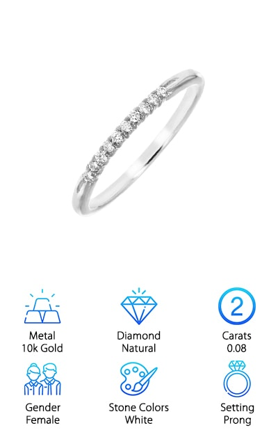 Vir Jewels Wedding Band