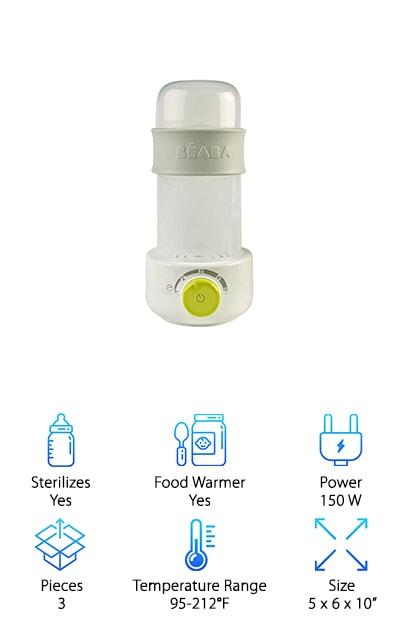 BEABA Baby Bottle Warmer