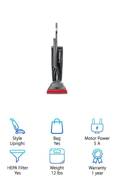 Sanitaire Commercial Vacuum