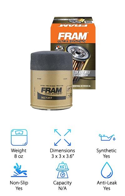FRAM XG7317