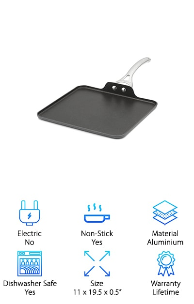 Calphalon Square Griddle