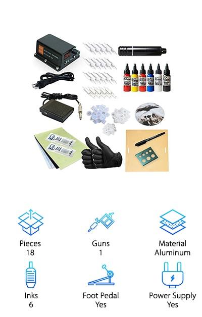 TMXX Rotary Pen Kit