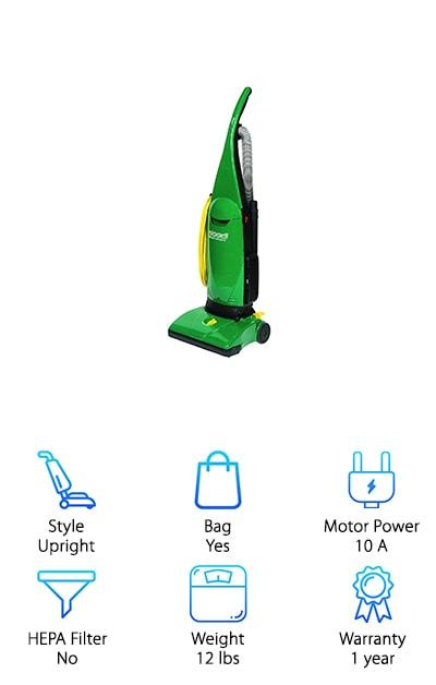BISSELL BigGreen Vacuum