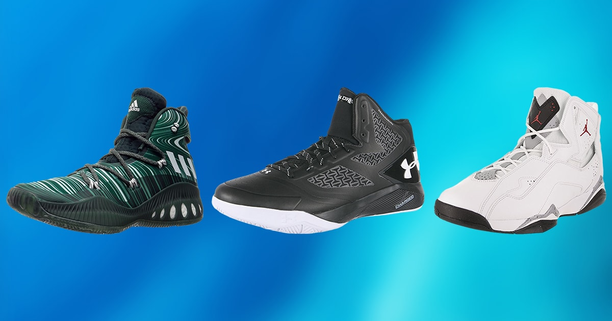 17364d787d9 Best High Traction Basketball Shoes