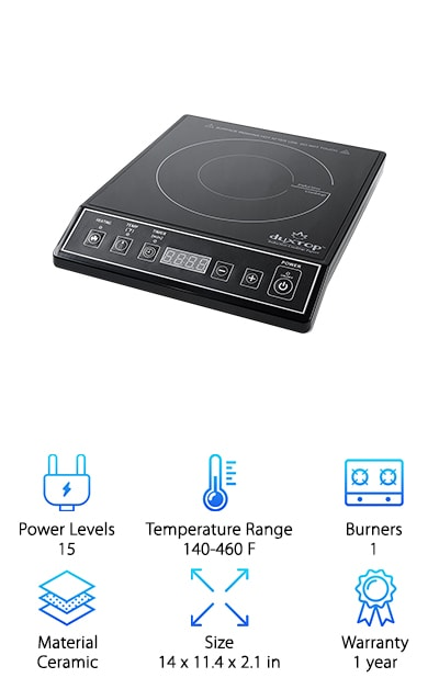 Secura 9100MC Cooktop