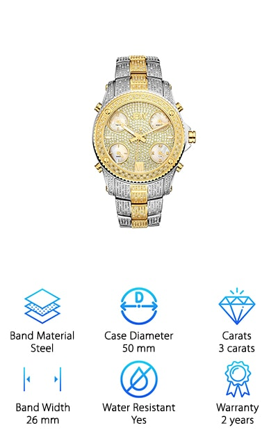 Best Diamond Watches for Men
