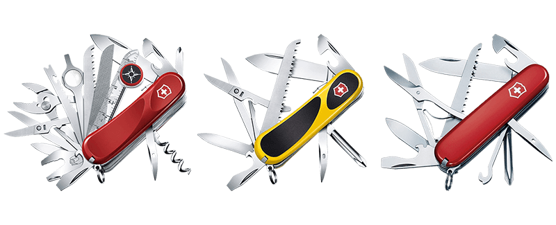 Best Swiss Army Knives