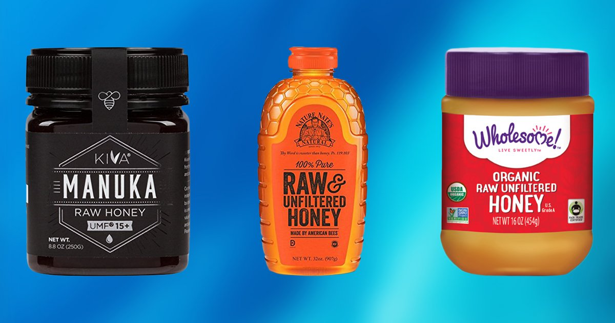 10 Best Raw Honey 2019 [Buying Guide] – Geekwrapped