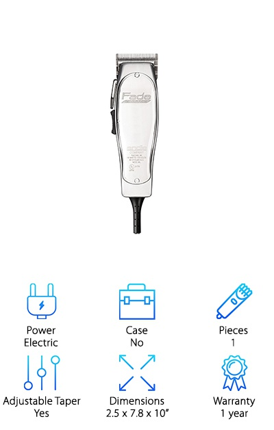 Andis Fade Master Hair Clipper