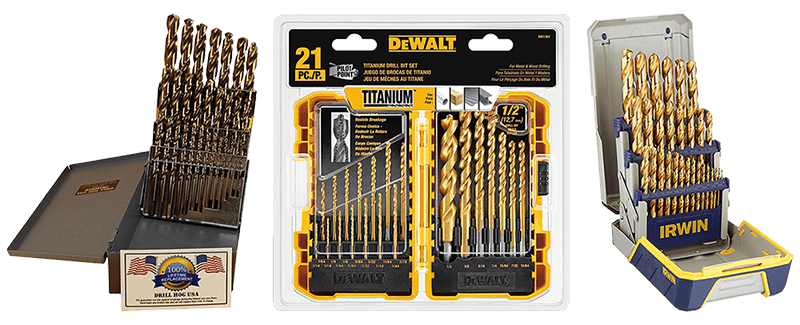 Best Drill Bits Set