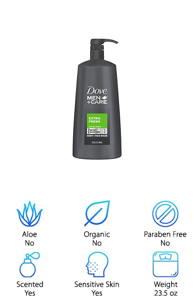 Best Body Wash For Men Review Top 10 Picks