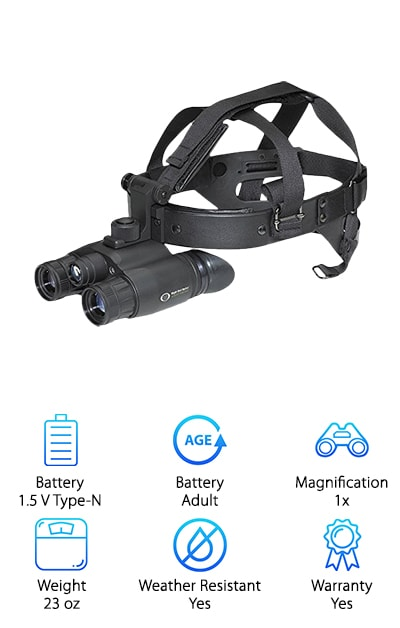 Night Owl Night Vision Goggles