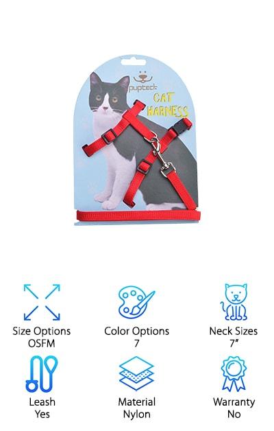 Puptek Cat Harness