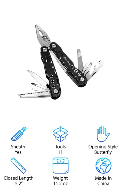 SpinAmz Multi-Tool