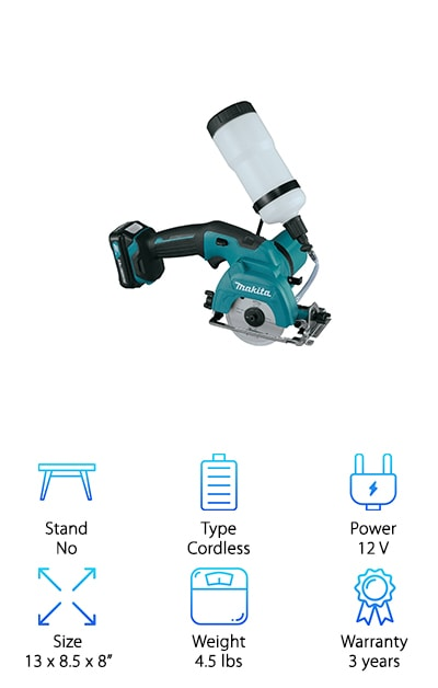 Makita CC02Z Tile/Glass Saw