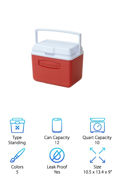 Rubbermaid Classic Cooler