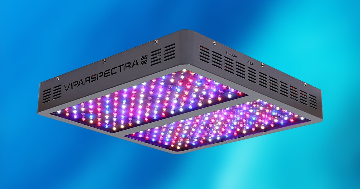 10 Best LED Grow Lights 2019 [Buying Guide] – Geekwrapped