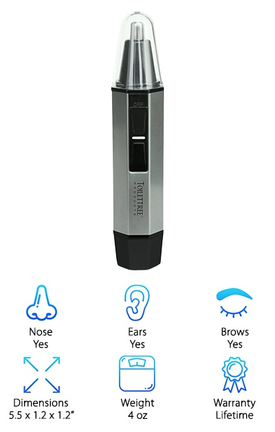 TTP Nose Hair Trimmer