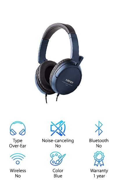 Edifier Audiophile Headphones