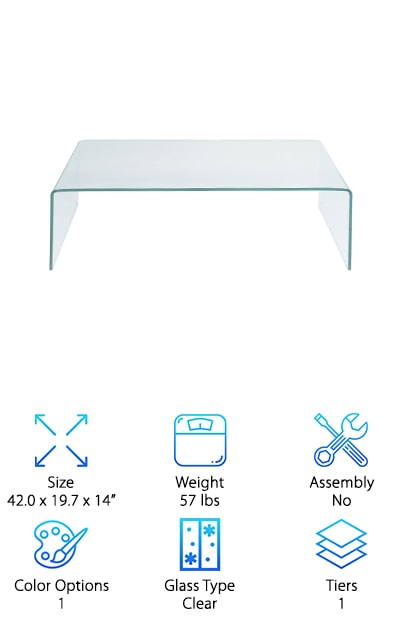 Best Modern Glass Coffee Tables