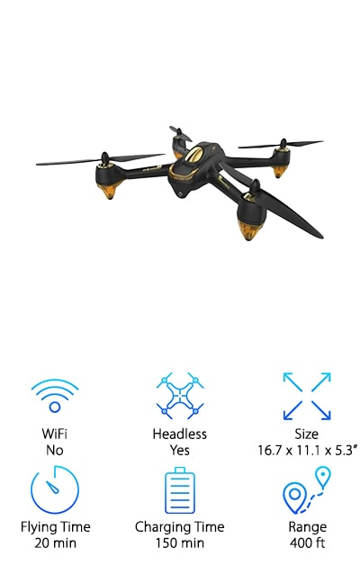 Hubsan Professional Drone