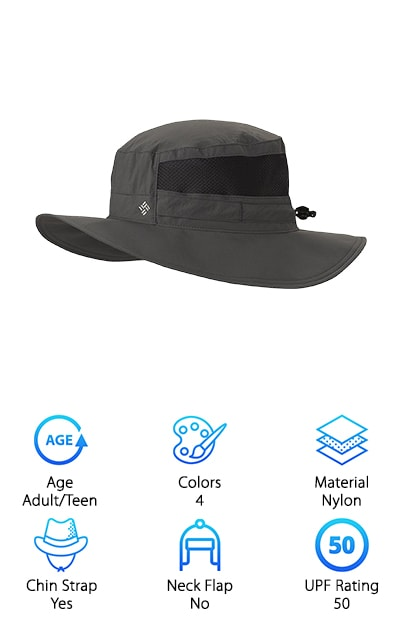 bb2ad6b6378 Columbia Sportswear Booney Hat. Top Pick
