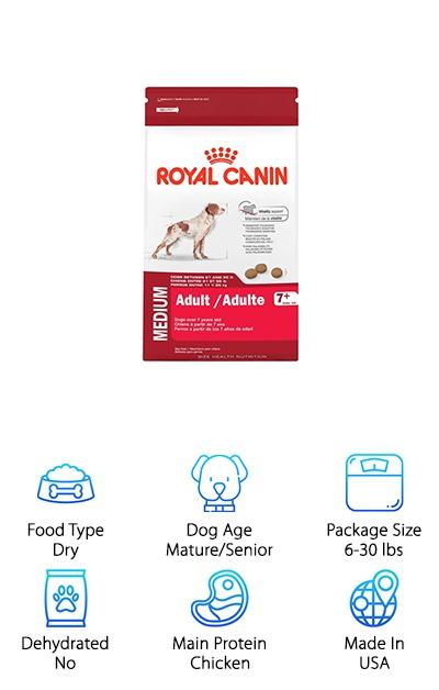Royal Canin Medium Adult Food