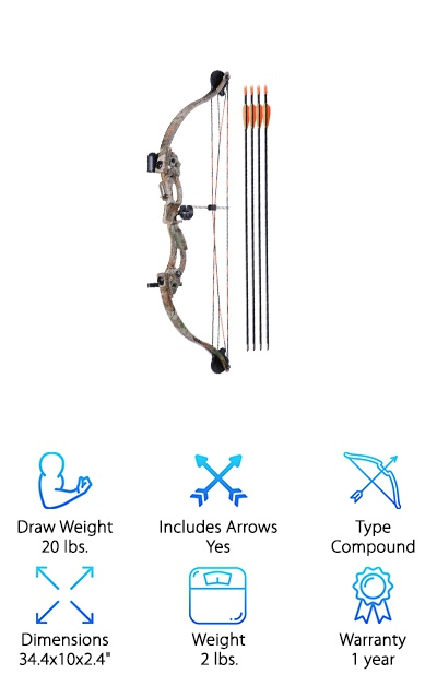 AW Junior Compound Bow